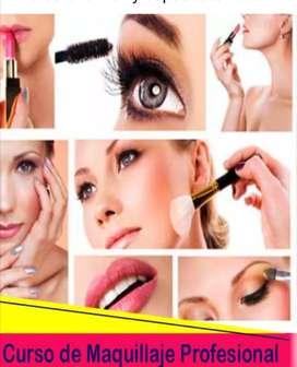 Curso Personalizado de Maquillaje