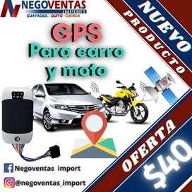 GPS PARA CARRO Y MOTO
