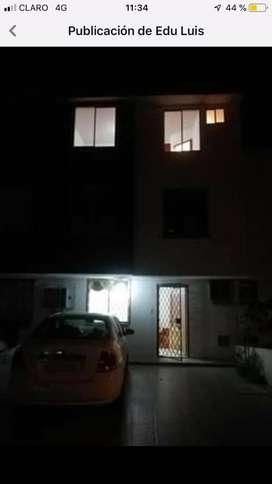 Vendo Casa 3 pisos Conjunto San Cayetano