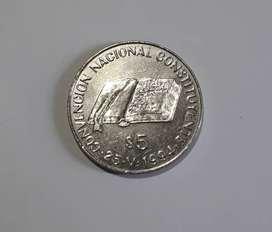 Moneda grande conmemorativa de la Constitución de 1994