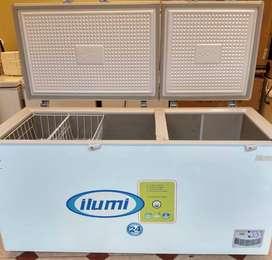 Refrigeradora Congeladora ILUMI Cap 550 Lts