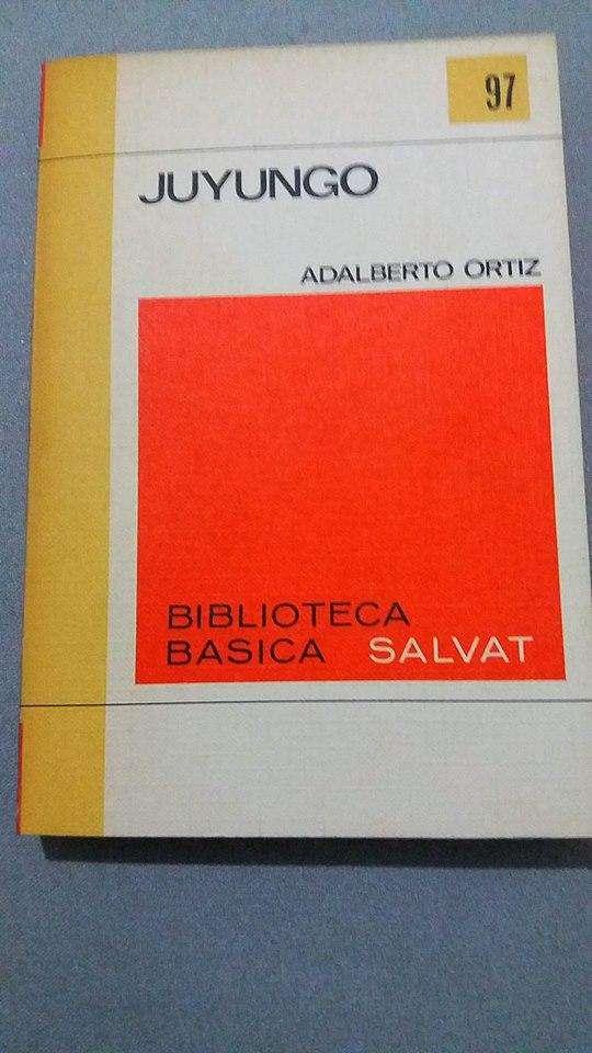 JUYUNGO ADALBERTO ORTIZ BIBLIOTECA SALVAT 0