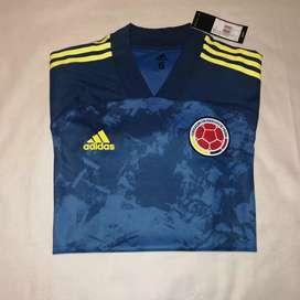 Camiseta de. La celeccion colombia.