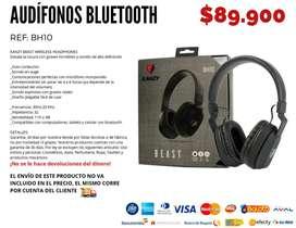 Audífonos Bluetooth