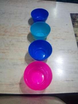 Compoteras de Plastico