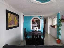 Se vende o permuta  apartamento en altos de Villabel. 4 habitaciones