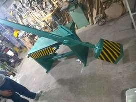 Dobladora, cortadora de tool  de 1.20 metros.