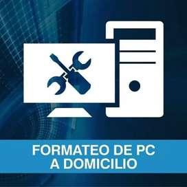 Servicio Técnico para PC y notebook