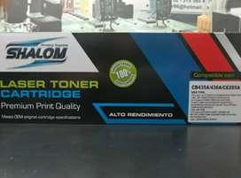 Toner HP 85A - 35A - 36A