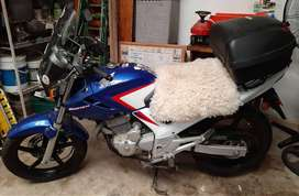 Honda Twister 250cc.