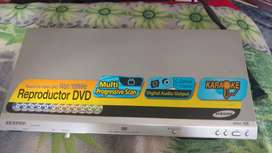 Vendo Dvd sin uso Samsung