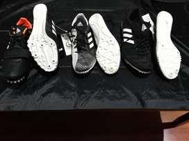 Zapatillas de clavos