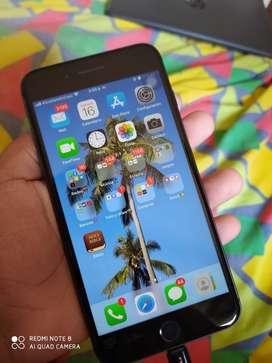 vendo iphone 8plus de 64gb