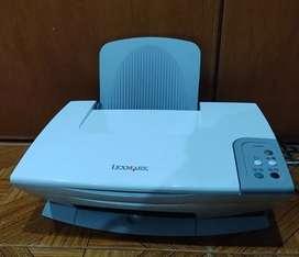 Impresora Lexmark X1250 multifuncional