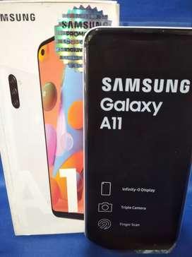 Espectacular celular Samsung galaxy A11