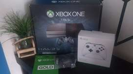Xbox one edicion colección Halo5