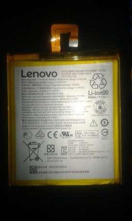 vendo bateria de tablet lenovo