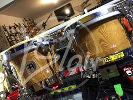Mantenimiento instrumentos percusión (Baterías, congas, tambores, timbales, bongoes)
