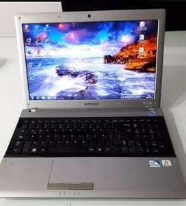 Notebook Samsung Windows 10 Excelente estado muy rápida Garantia - Envio gratis - Cuotas