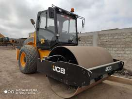 Rodillo vibromax JCB VM115