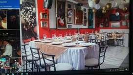 Vendo o rento restaurante posicionado  vipasa