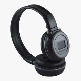 Audífonos Diadema N65 inalámbrico Bluetooth