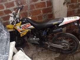 Vendo moto Quingqi