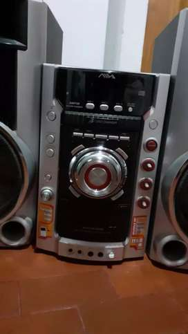 Equipo de música Aiwa