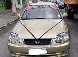 Vendo Hyundai Accent Verna 2005