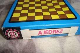 Colección Minijuegos Ajedrez y 4 En Linea De Los Años 80