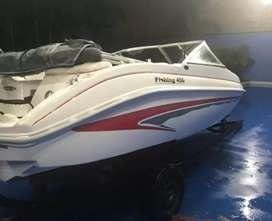 Fishing 490 motor yamaha 70 año 2020 vendo permuto recibo autos