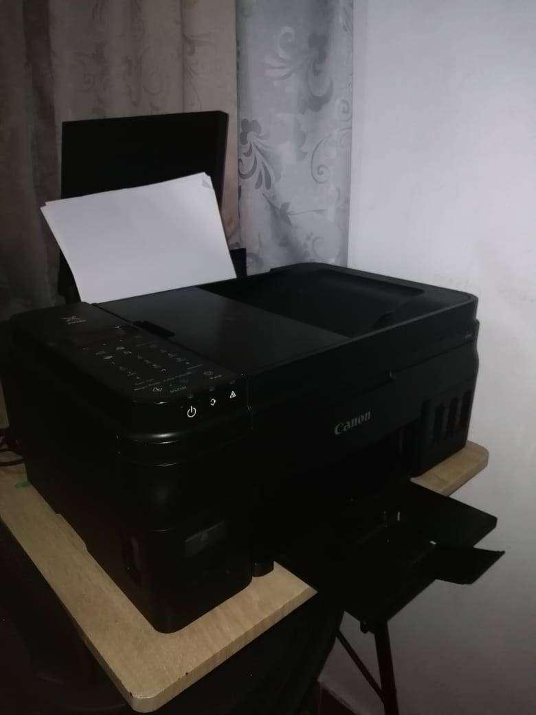 Impresora multifuncional canon G4100