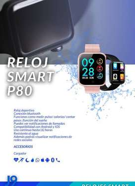 RELOJ SMART P80