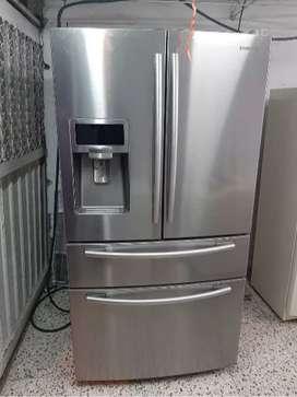Vendo LG Nevera litros761 ultima unidad usada