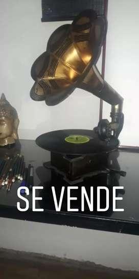 Se vende gramofono