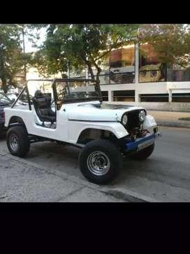 Jeep 4x4 con 221