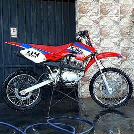 Motomel X3M 125cc, permuto por cuatriciclo