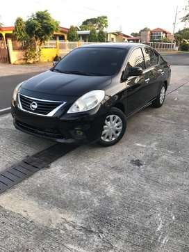 Nissan Versa 2014 Financiamiento disponible