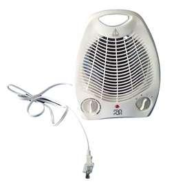 Calentador ventilador 2000 w con temporizador