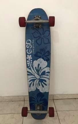 Longboard OldScool vintage . 92 cm