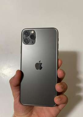 iPhone 11 Pro Max 256gb Space Grey Factory Unlocked