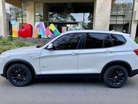 BMW X3 modelo 2013