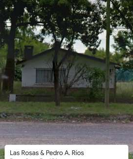 Vendo casa quinta Funes