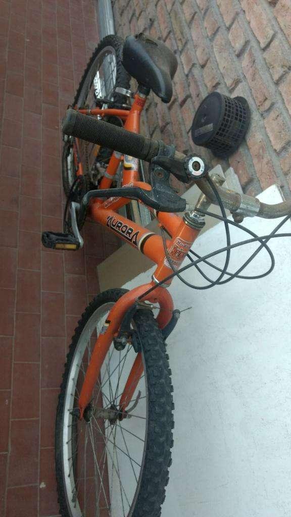 Bicicleta Naraja Rodado 24 0