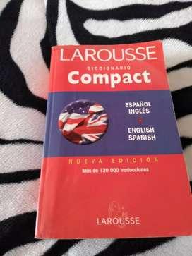 Vendo Diccionario inglés - español