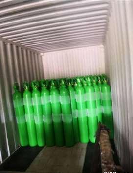 Balones de oxígeno de 10m3 + kit completo