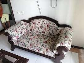 Juego de muebles Isabelina
