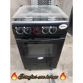 Estufas con horno