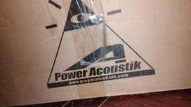 Consola power acoustik