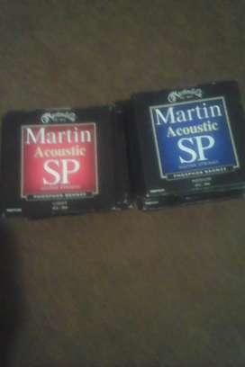 Martin Acoustica SP Guitar Strings